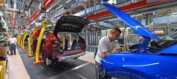 GERMANY-AUTOMOBILE-OPEL-CAR-PRODUCTION-GRANDLAND