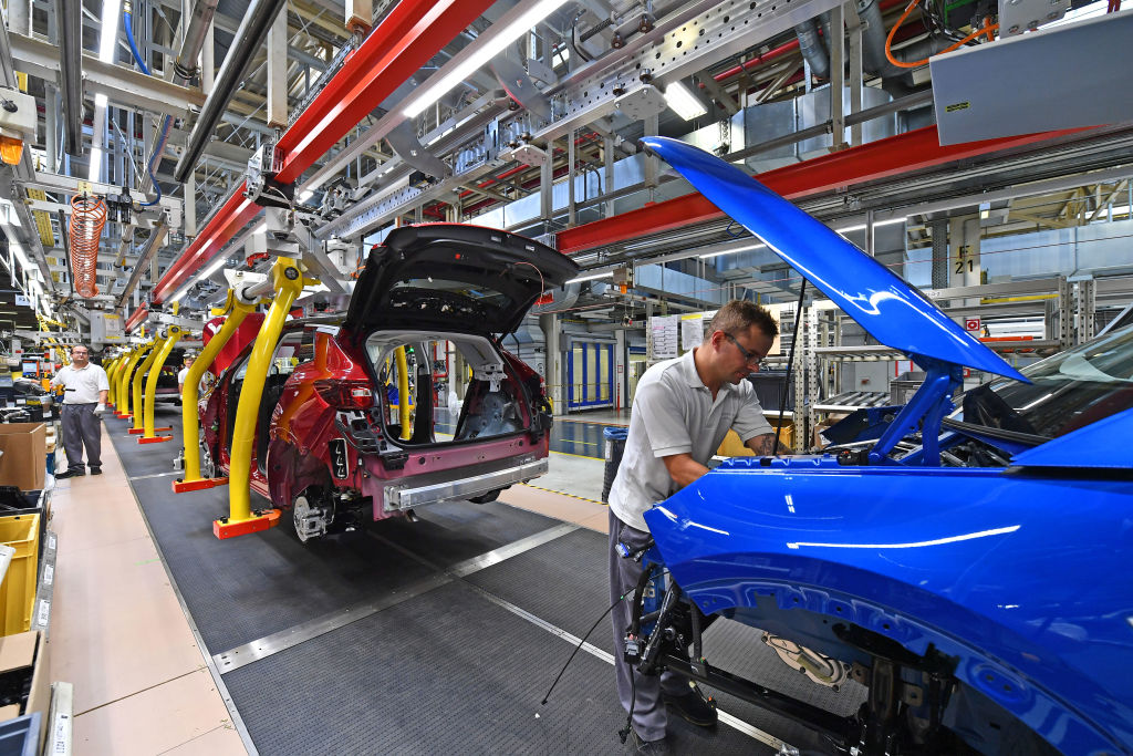 GERMANY-AUTOMOBILE-OPEL-CAR-PRODUCTION-GRANDLAND