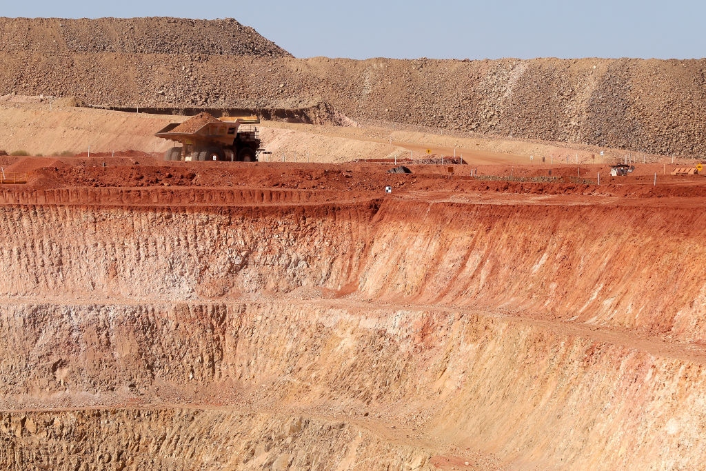 Precious metals miner Fresnillo today said that gold production would fall over the coming year due to a landslip at one of its mines.