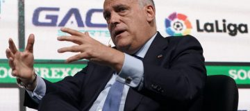 La Liga boss lashes out at Fifa's 'mad' plans