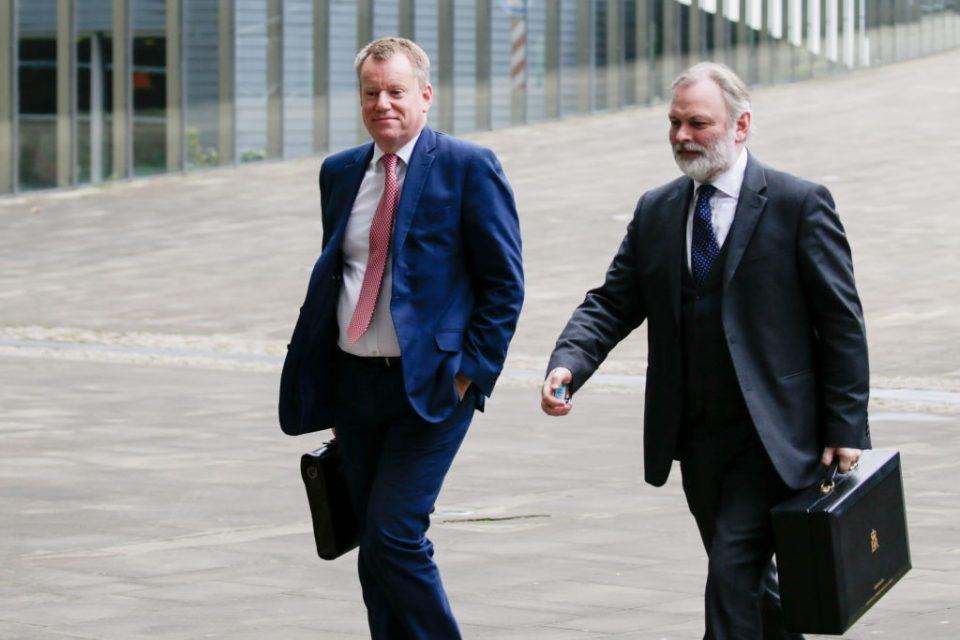 Downing Street unveils Taskforce Europe for EU trade talks - CityAM