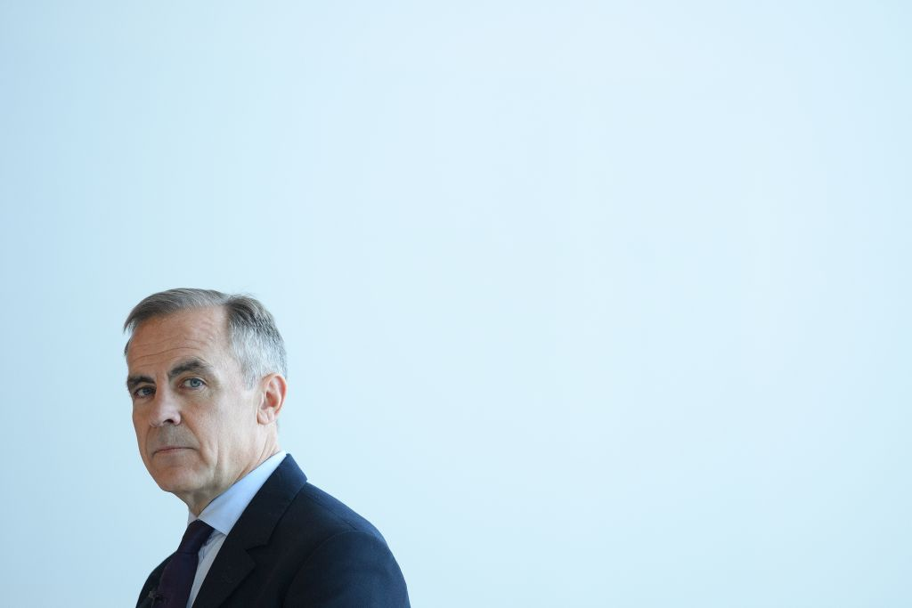 Sterling drops: Could Mark Carney oversee an interest rate cut before he leaves his post as Bank of England governor?