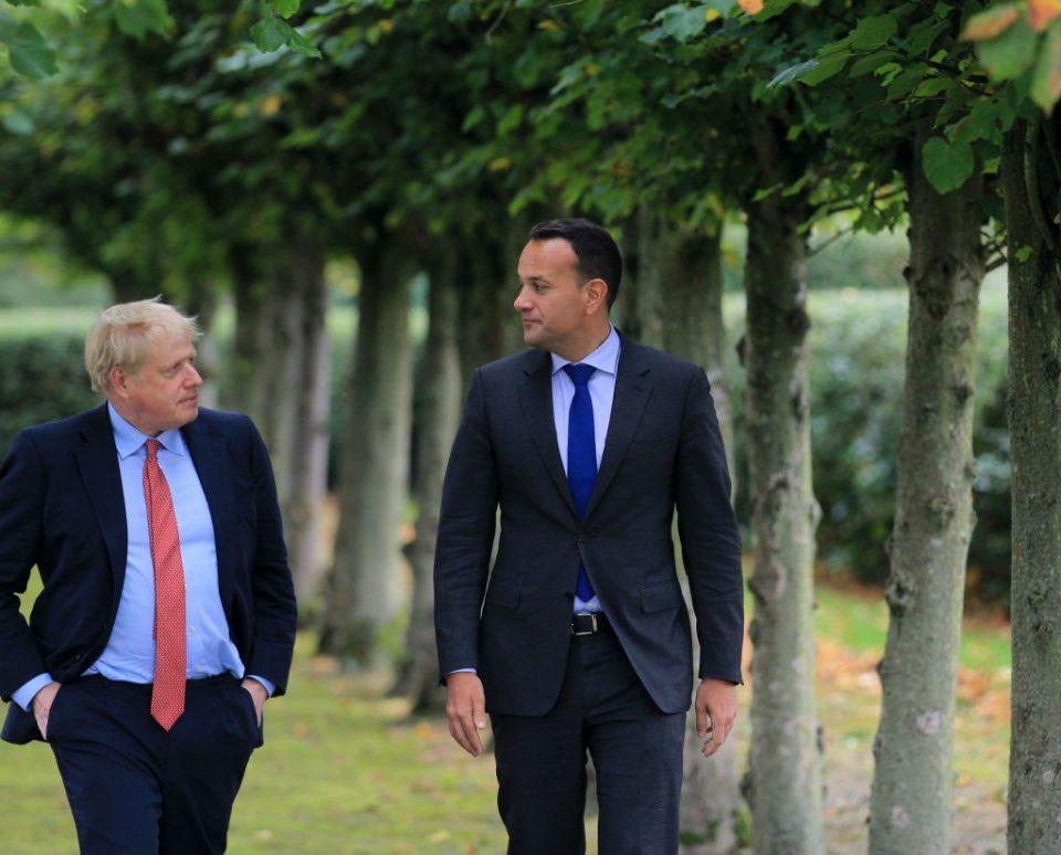 Varadkar: The EU has the upper hand in Brexit trade talks
