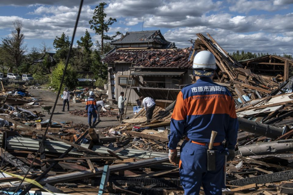Economic losses from natural disasters topped $232bn in 2019 as the costliest decade on record comes to a close, according to a new report by insurance giant Aon.