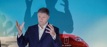 Jacob Schram, new CEO of Norwegian Air