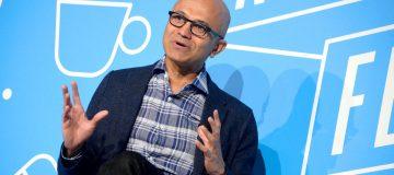 Microsoft pledges to go 'carbon negative' by 2030