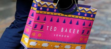 Ted Baker sheds 160 jobs in cost cutting drive