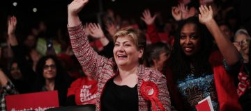Jeremy Corbyn Campaigns For Labour On Eve Of UK Election