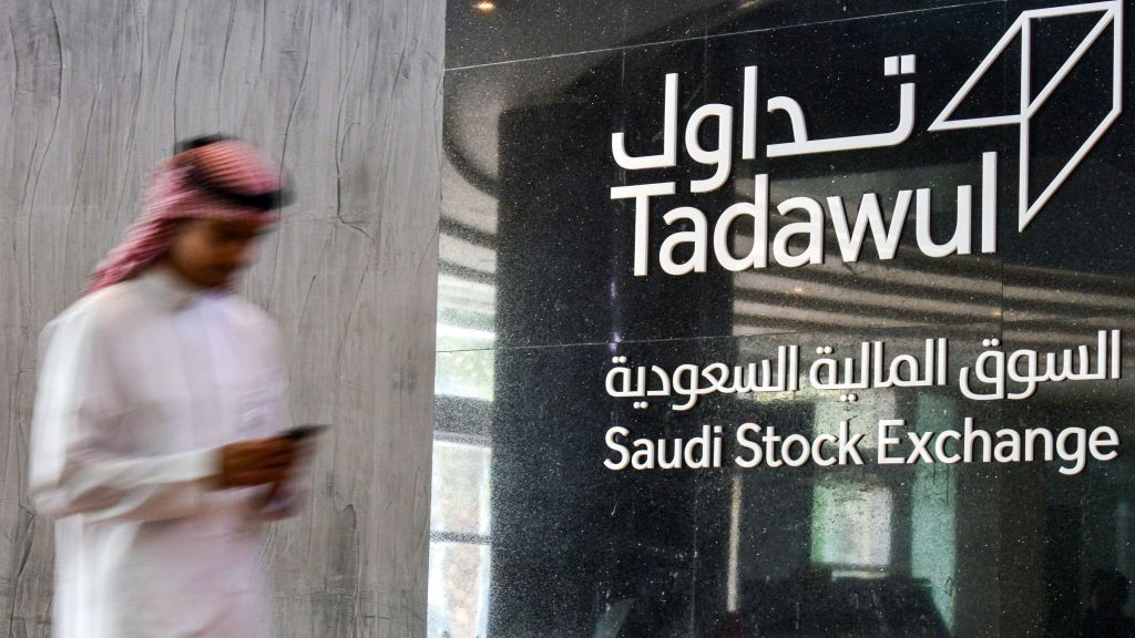 """The value of Saudi Aramco's gargantuan initial public offering (IPO) has increased to $29.4bn (£22.5bn) after the state oil company announced it had issued 450m more shares through its """"greenshoe option."""""""