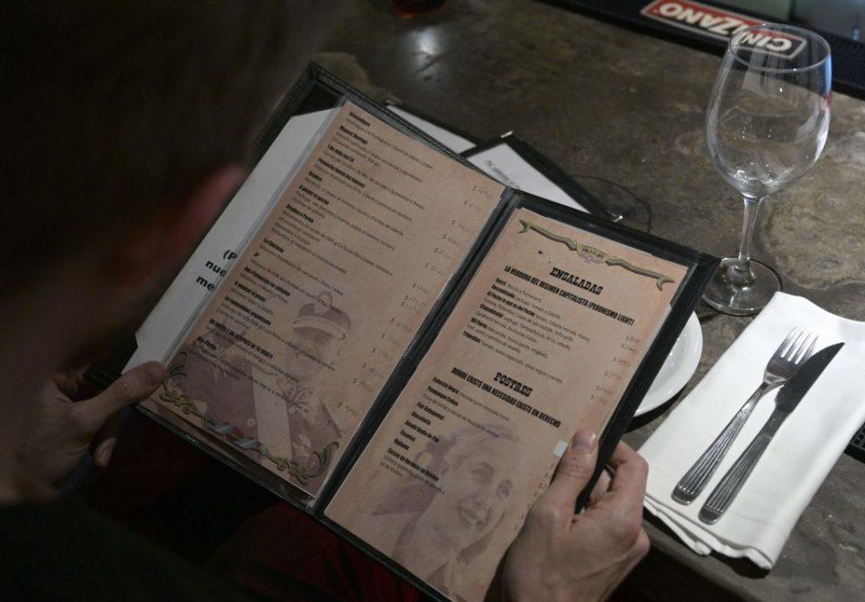 Rearranging menu promotes healthier drink choices - CityAM