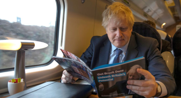 Prime Minister Boris Johnson faces a difficult decision on whether to complete the over-budget infrastructure project HS2 or ditch it with billions already spent on the scheme