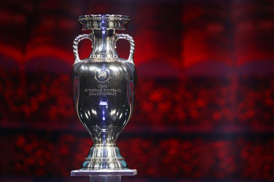 UEFA Euro 2020 trophy