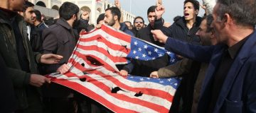 IRAN-IRAQ-POLITICS-UNREST-US