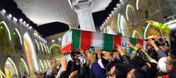 IRAQ-IRAN-US-POLITICS-UNREST-FUNERAL