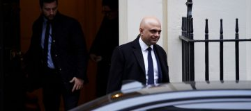 Javid dismisses complaints over Flybe rescue package