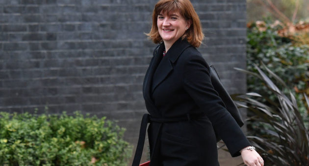 Culture secretary Nicky Morgan warns BBC not to ignore licence fee row