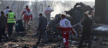 iran plane crash Ukraine black box