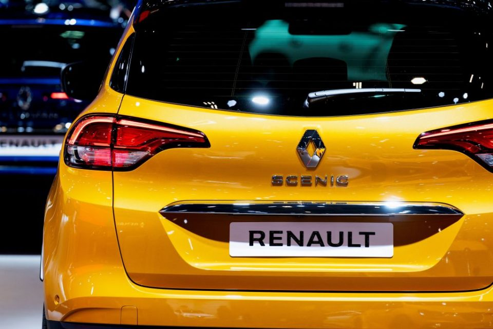 Renault sales fall 3.4 per cent amid doubts over Nissan alliance