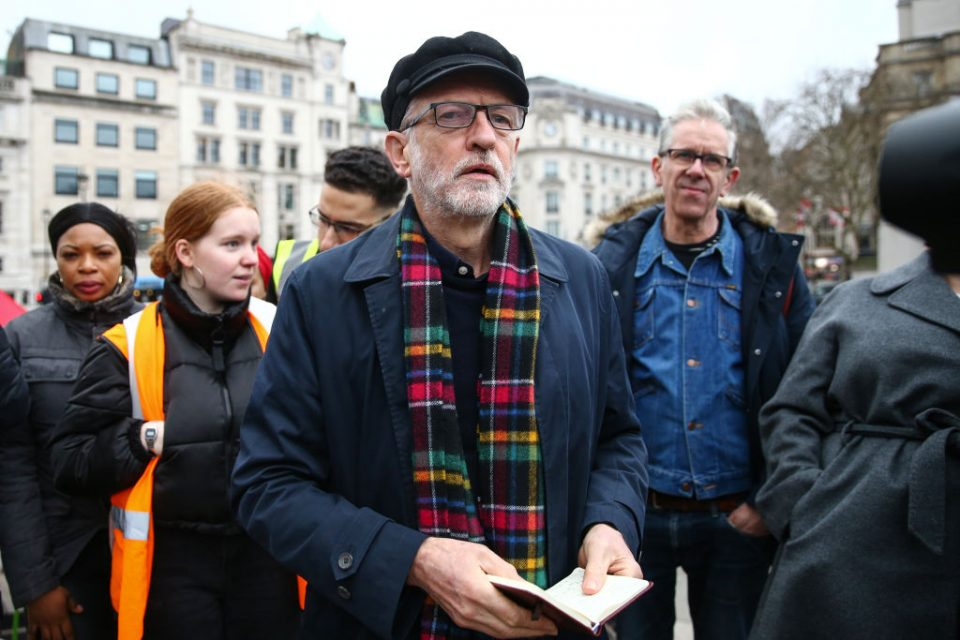 Labour's executive shifts blame for election loss away from Corbyn - CityAM