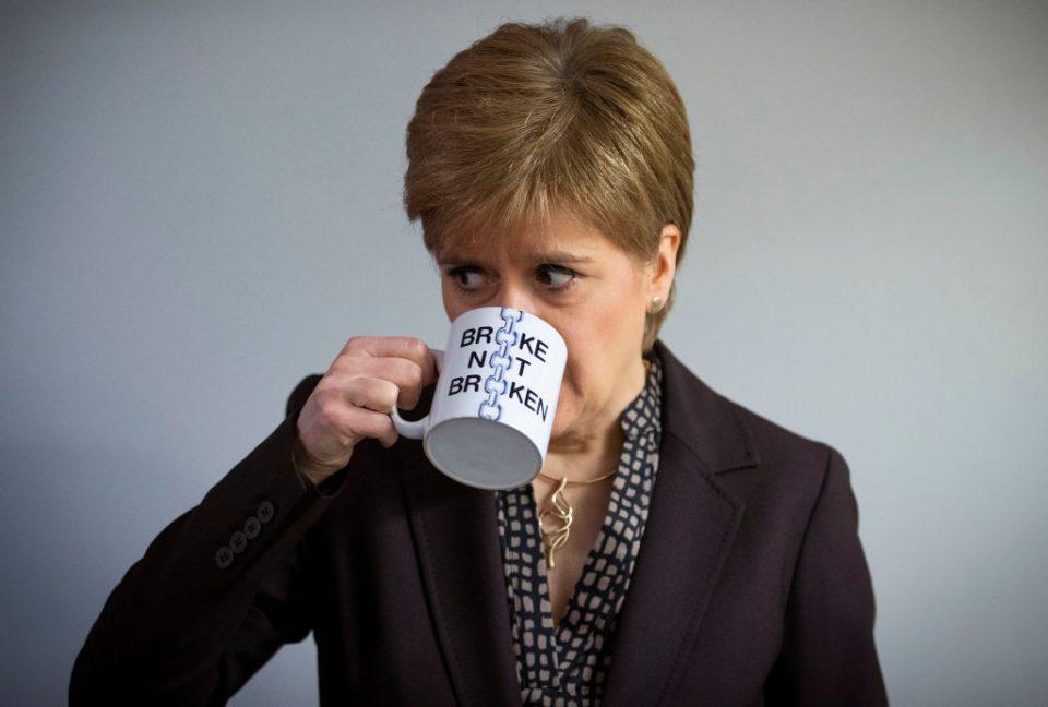 BRITAIN-SCOTLAND-POLITICS-POVERTY