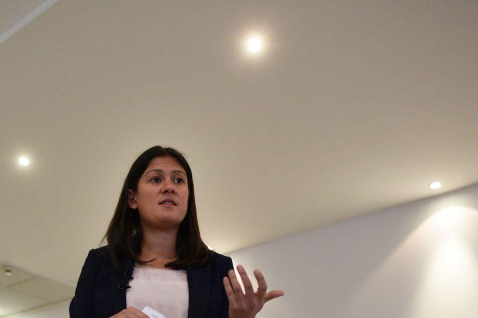 Labour MP Lisa Nandy Launches Leadership Bid