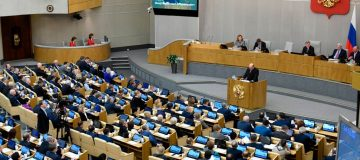Russian parliament gives Putin reforms green light in first vote