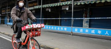 The Huanan Seafood Wholesale Market, linked to the Coronavirus, has been closed