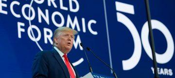 Trump's Davos 2020 speech: President praises Prime Minister Boris Johnson and hits out at Greta Thunberg