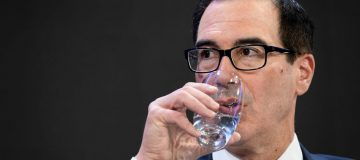 US Treasury secretary says UK trade deal to be struck this year