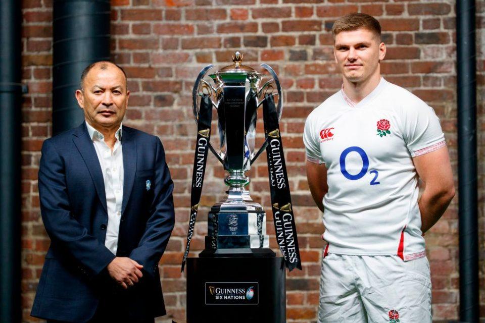 Eddie Jones hoping coaching staff overhaul can inspire England to Six Nations victory - CityAM