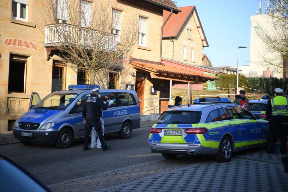 Six dead in shooting in southwest Germany