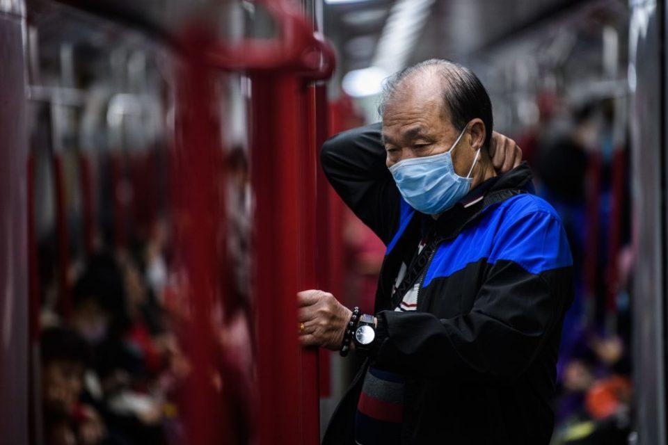 Hong Kong stocks tumble three per cent on coronavirus fears - CityAM