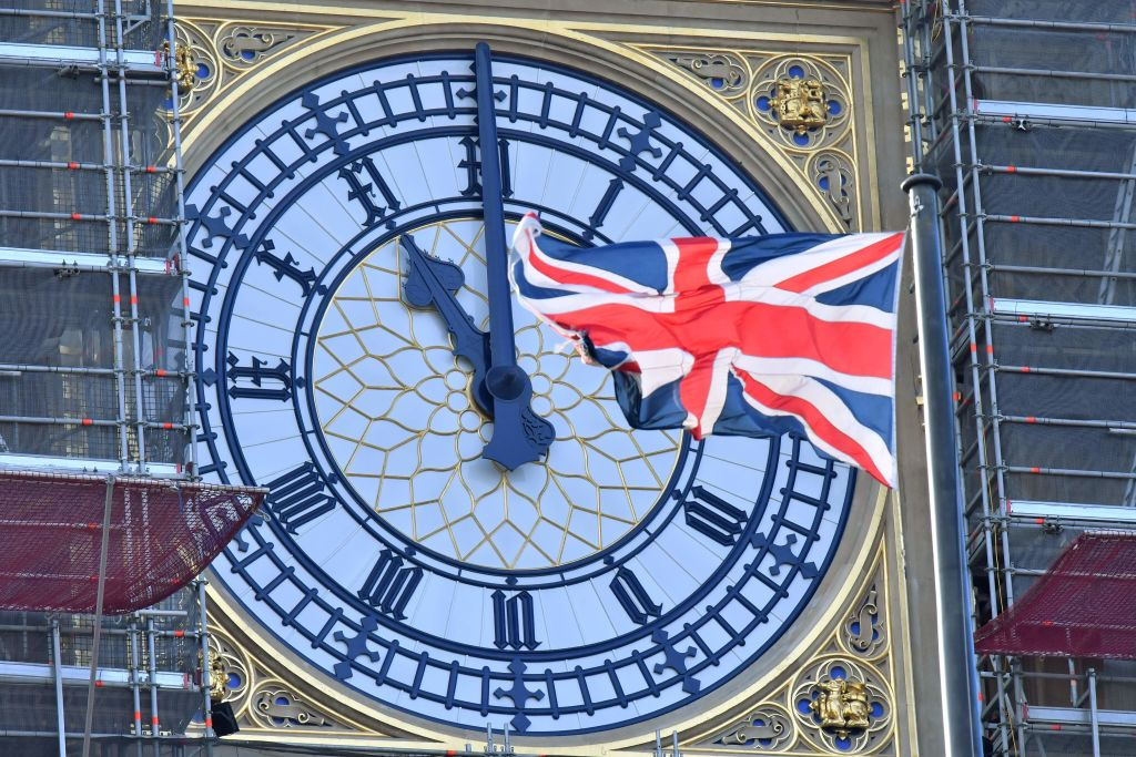 Big Ben was ruled out from chiming in Brexit Day due to the £50,000 per bong price tag