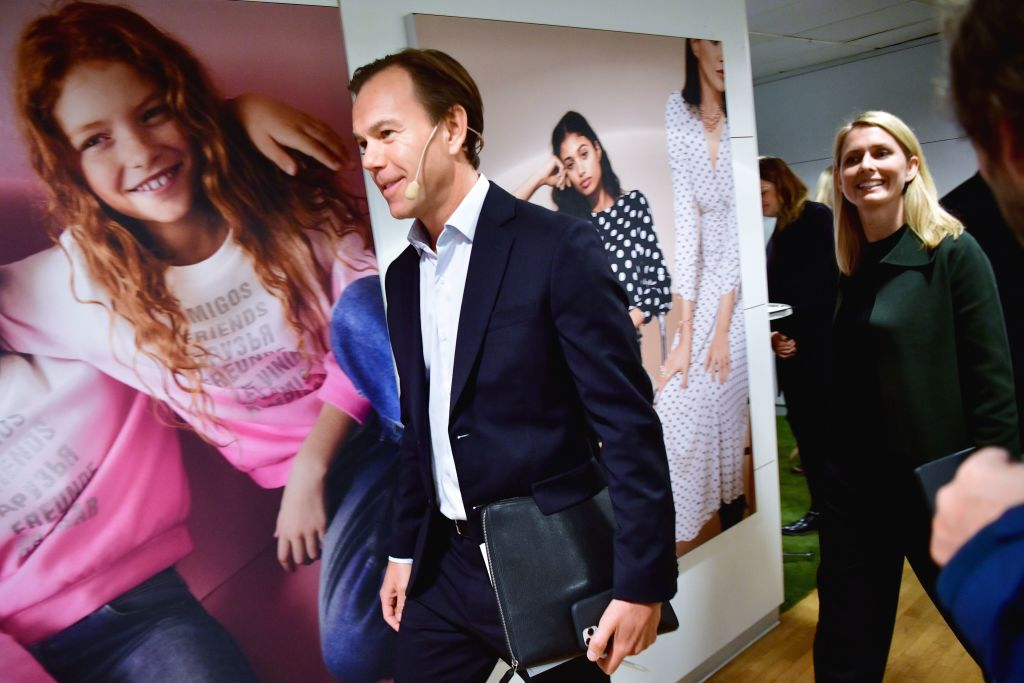 SWEDEN-COMPANY-EARNINGS-CLOTHING-HM