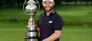 Branden Grace's putting masterclass sparked a timely return to form