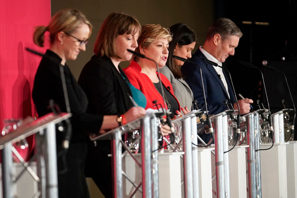First Labour Leadership Hustings Held In Liverpool