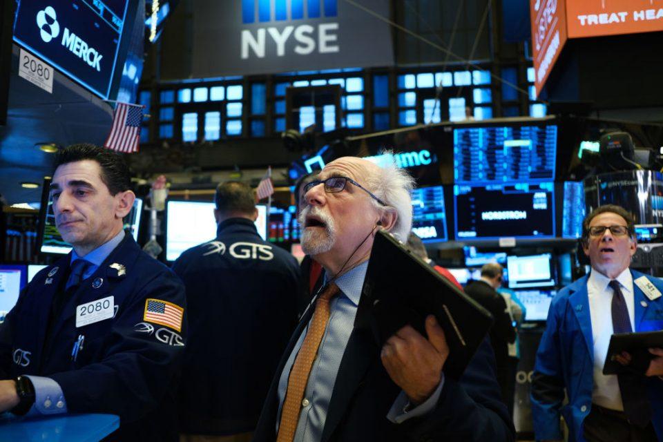 Coronavirus sends US markets into the red - CityAM