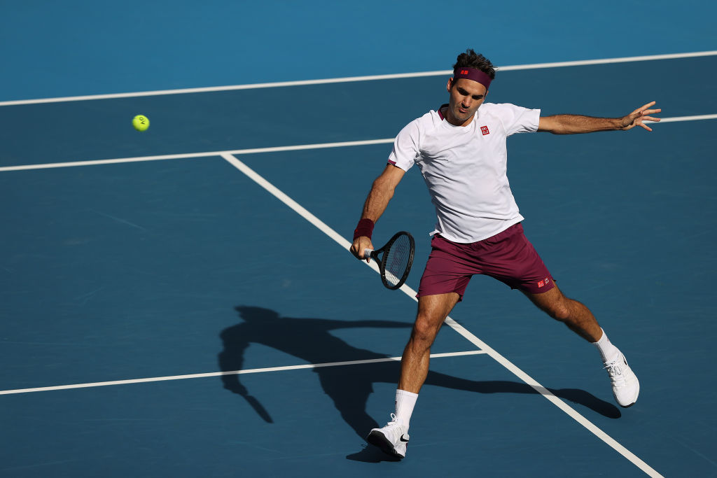 Federer defies age and logic to reach Australian Open semi-final : CityAM