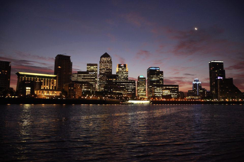 Mthree is based in Harbour Exchange, near Canary Wharf