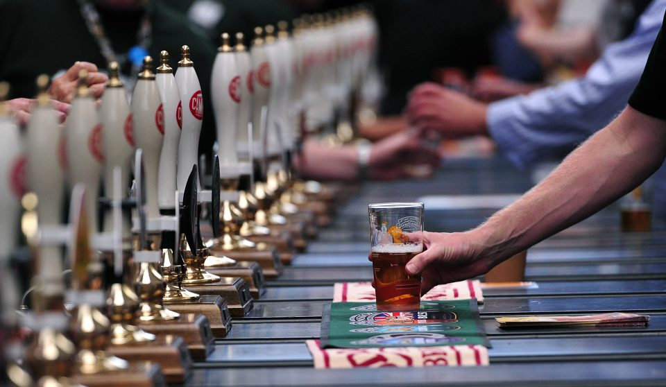 Conservatives call for beer duty cut