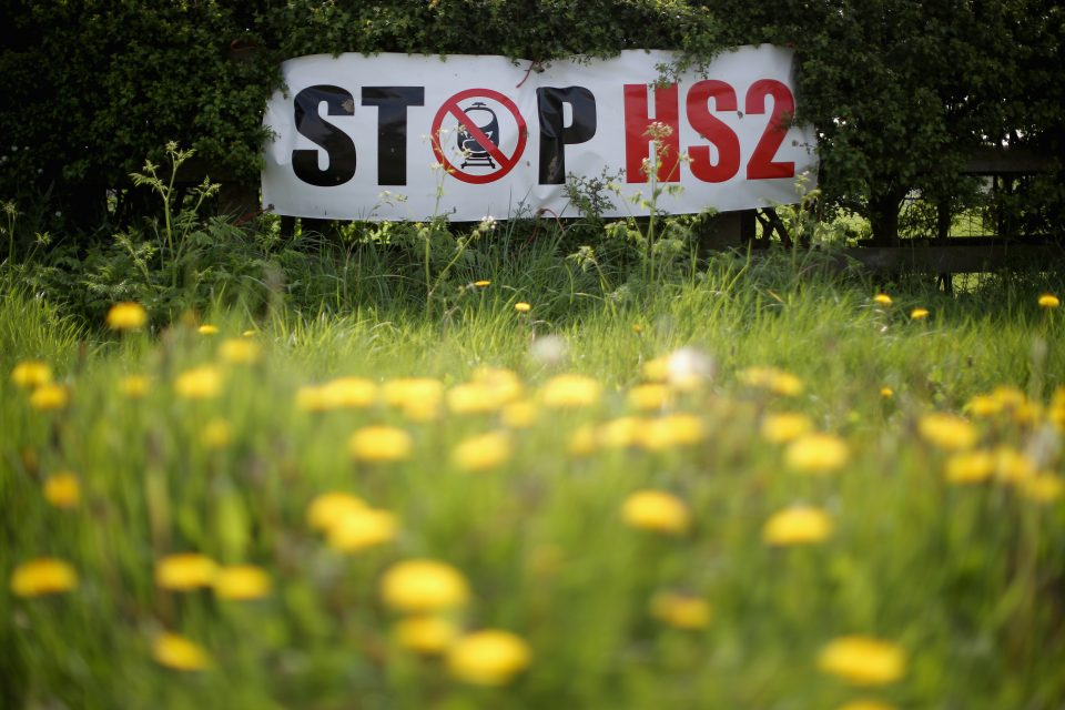 Only six months ago, the government was still claiming HS2 would cost just £56bn