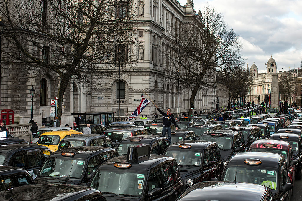 Sadiq Khan says Uber's ban will increase competition between ride-hailing apps - bad news for black cabs