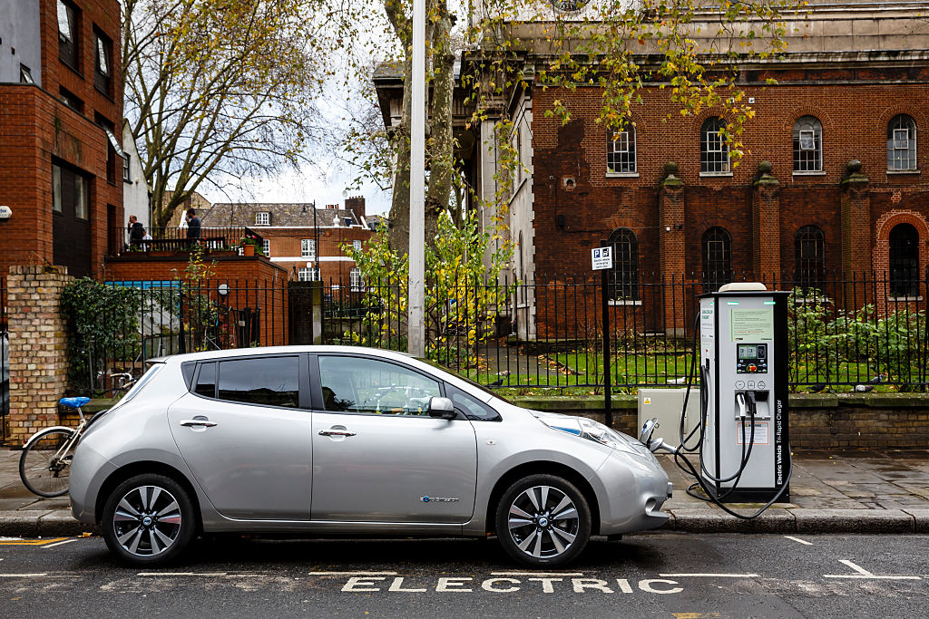 The car industry is undergoing a massive shift towards electric power