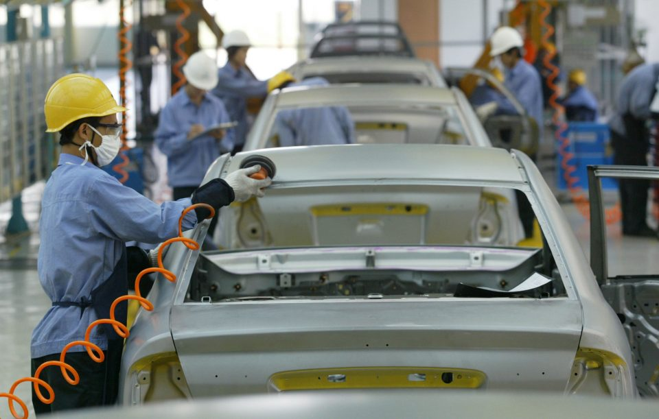 China is the world's biggest car market