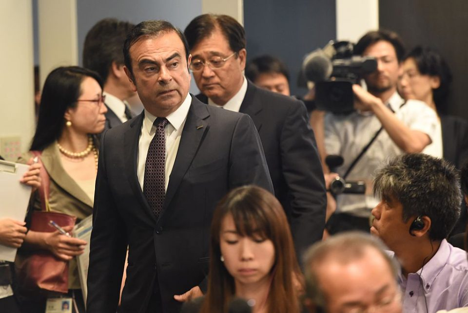 Carlos Ghosn was widely rumoured to have escaped Japan in a double bass case, before the theory was debunked