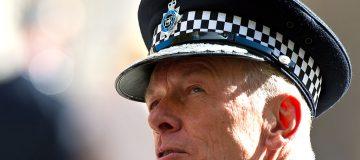 National Police Memorial Day Service