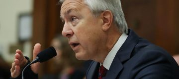 Wells Fargo former CEO John Stumpf can never work in the financial sector again