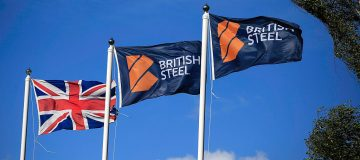 British Steel backup bid in place steel