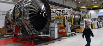 BRITAIN-ROLLS ROYCE-MANUFACTURING