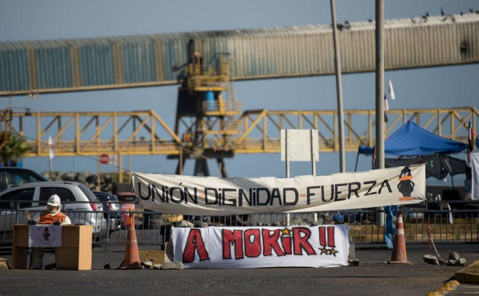Chilean mining giant Antofagasta hailed record production in 2019 despite unrest in Chile causing major disruptions to its projects in the country.
